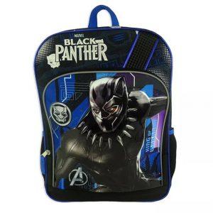 Mochila Black Panther Para Niños