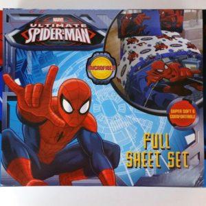 SABANAS Spiderman De Marvel ParaNiños