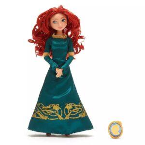 Muñeca Merida  De Disney Para Niñas