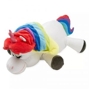 Peluche Unicornio Cuddleez De Disney Para  Niñas