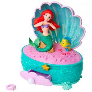 Joyero Musical Ariel De Disney Para Niñas