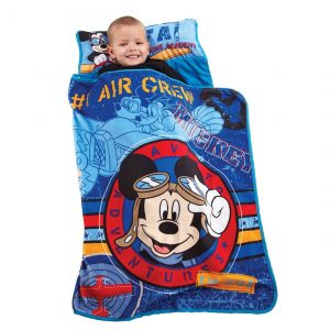 Bolsa De Siesta Mickey Mouse  Para Niños