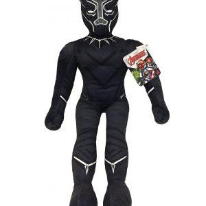Peluche Almohada Panther Black Marvel Para Niños