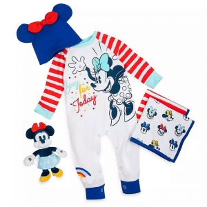 Minnie Mouse Regalo Set Para Bebé