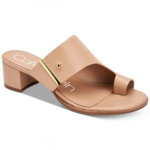 Sandalias Calvin Klein Para Mujer
