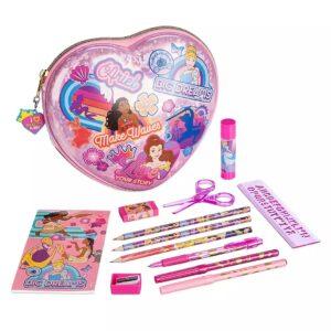 Cartuchera Princesas De Disney Para Niñas