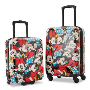 Maleta Viajera American Tourister Disney Minnie Mouse 2-Pc.