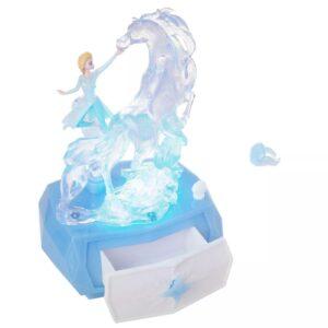 Joyero Musical Elsa Frozen 2 De Disney Para Niñas