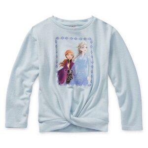 Chompa Frozen De Disney Para Niñas