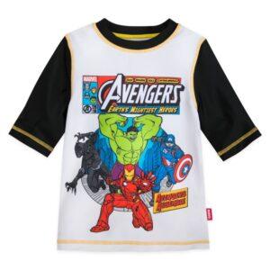 Ropa De Baño Avengers Para Niños