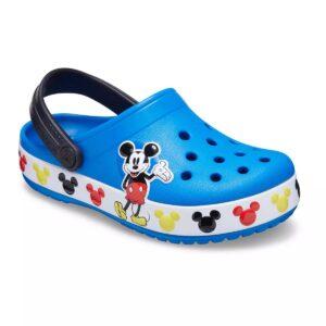 Crocs Mickey Mouse De Disney Para Niños