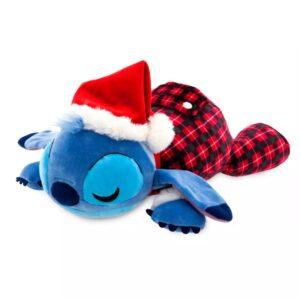 Peluche Stitch Festivo De Disney Para Niños y Niñas