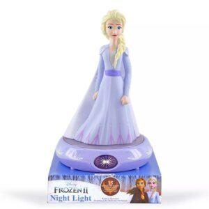 Frozen 2 Lampara De Noche Para Niñas